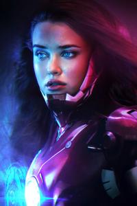 750x1334 Avengers Endgame Morgan Stark 4k
