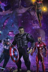 Avengers Endgame New Artworks