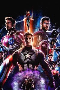Avengers Endgame New Fan Art