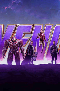 Avengers Endgame New Poster 2019