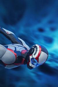 1280x2120 Avengers Endgame Tony Stark Team Suit