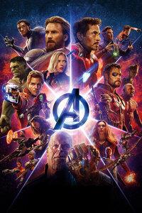2160x3840 Avengers Infinity War 12k