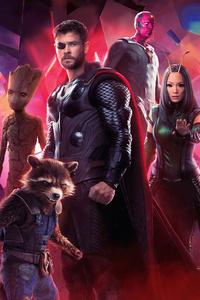 Avengers Infinity War 2018 Empire Magazine
