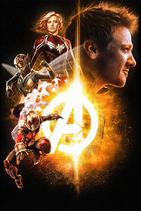 Avengers Infinity War 2018 Soul Stone Poster