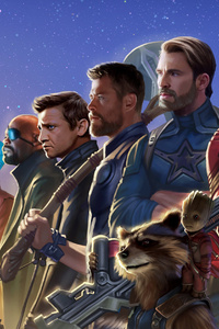 Avengers Infinity War 4k 5k