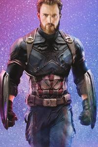 Avengers Infinity War Captain America