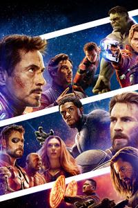 Avengers Infinity War Exclusive Poster