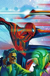 Avengers Infinity War Fandango Poster