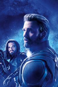 Avengers Infinity War Space Stone 5k
