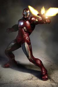 750x1334 Avengers Iron Man