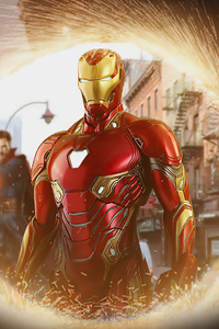 Avengers Iron Man 2020 4k