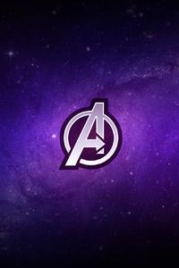 1280x2120 Avengers Logo