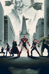 Avengers New Art
