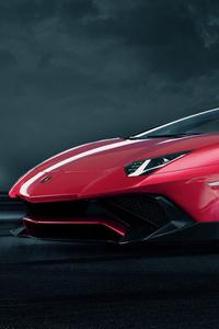 Aventador Superveloce SV CGI