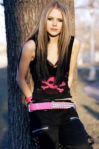 Avril Lavinge Rock