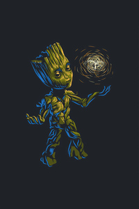 Baby Groot 2020 New