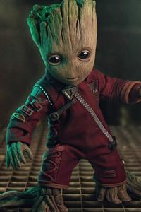Baby Groot 5k
