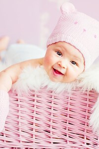 320x568 Baby Laughing Cute