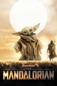 Baby Yoda 4k 2020