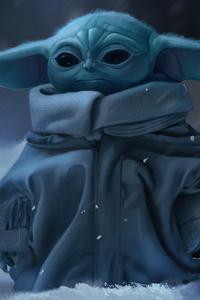 Baby Yoda Mandalorian Star Wars 4k