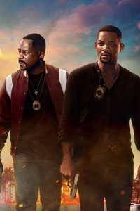 1440x2560 Bad Boys For Life 2020 Movie