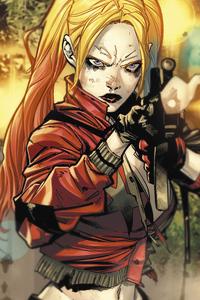 Bad Harley Quinn 4k
