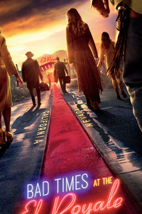 Bad Times At The El Royale 2018 Movie 4k