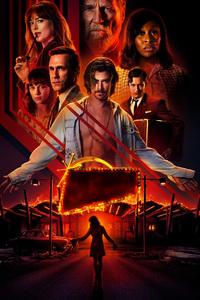 Bad Times At The El Royale Movie 2018 8k