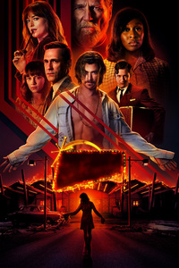 1080x1920 Bad Times At The El Royale Movie 8k