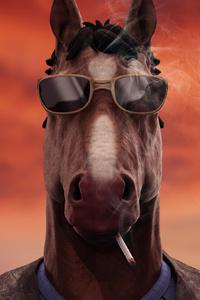 Badass Bojack Horseman