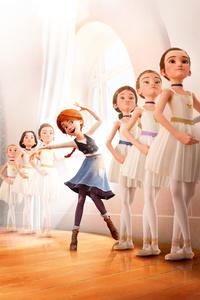 1080x2160 Ballerina 8k