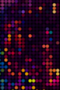480x854 Balls Abstract 4k