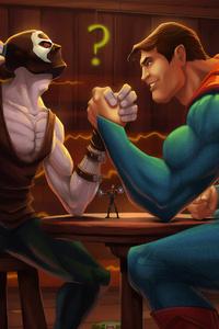 Bane And Superman