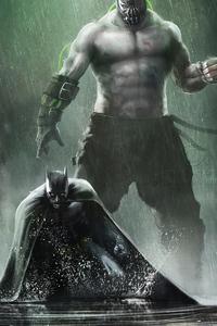 Bane Hd Art