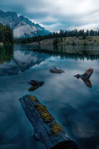 Banff National Park Canada 4k