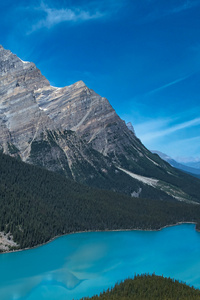 1080x2160 Banff National Park Canada 5k