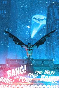 Bang Batman 4k