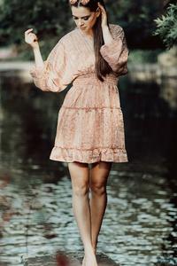 1080x1920 Barefoot Girl Nature