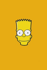 480x854 Bart Simpson 5k