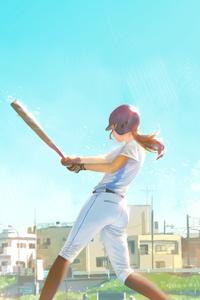 Baseball Player 4k