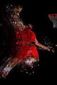 Basketball Artistic