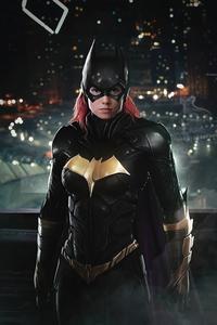 1440x2960 Bat Girl In Dark Night 5k