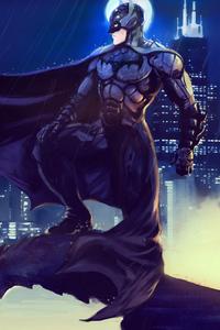 Bat In Gotham