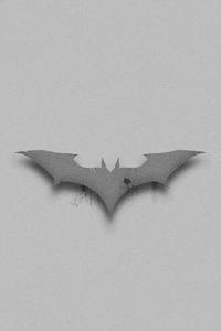 Bat Logo 8k