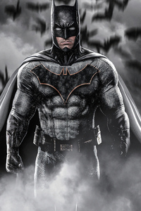 Bat Man Artwork