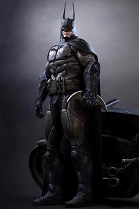 Bat Man New Batbike