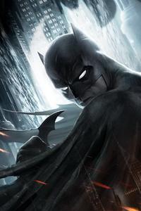 1242x2688 Bat Man4k 2019