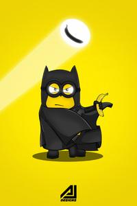640x1136 Bat Minion