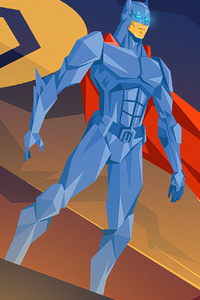 320x480 Bat Super Hero