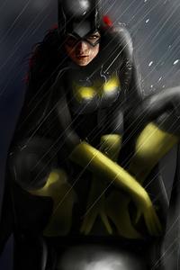 640x1136 Batgirl 2020